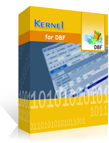 DBF Recovery Tool