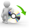 recover cd/dvd disk